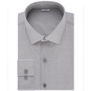 NWT Kenneth Cole Reaction The Flex Dress Shirt